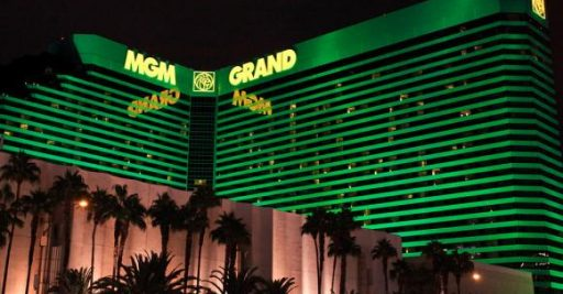 this is a photo of mgm grand las vegas nv