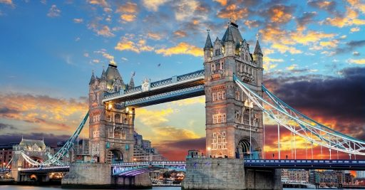 tower bridge europe